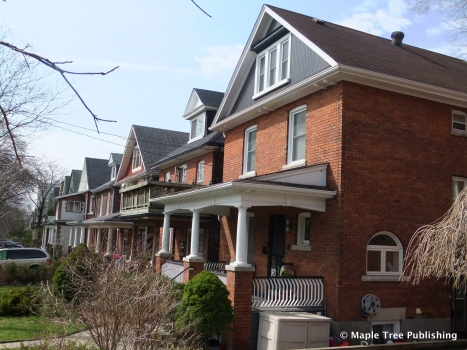 West Toronto Junction Homes