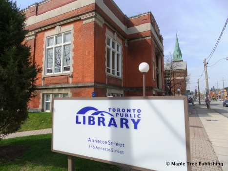 West Toronto Junction Library